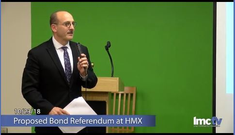 WATCH: Tape of Oct. 23 Community Meeting on Proposed Bond