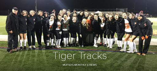 Read October, 2018 Tiger Tracks