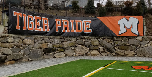 Memorial Field Phase I Improvements Complete