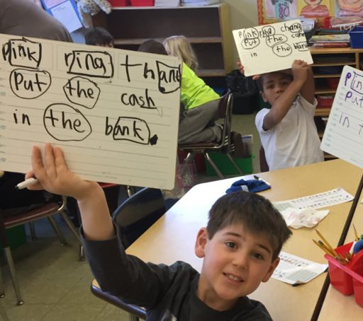 A Peek into Word Study in Mamaroneck