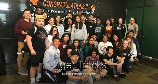 Read May, 2019 Tiger Tracks